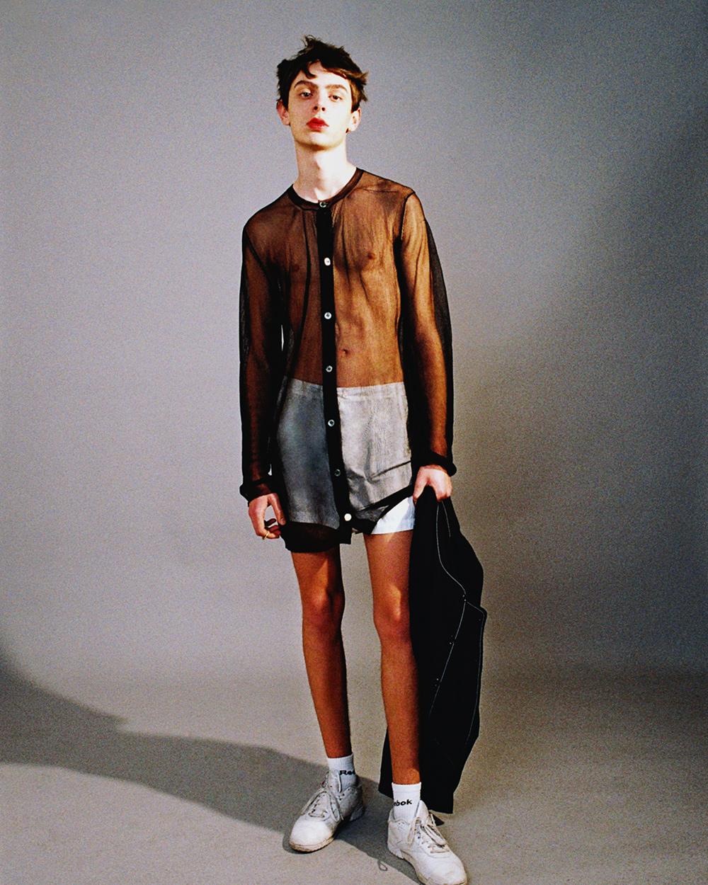 All in Comme des garçons, shoes/socks models own