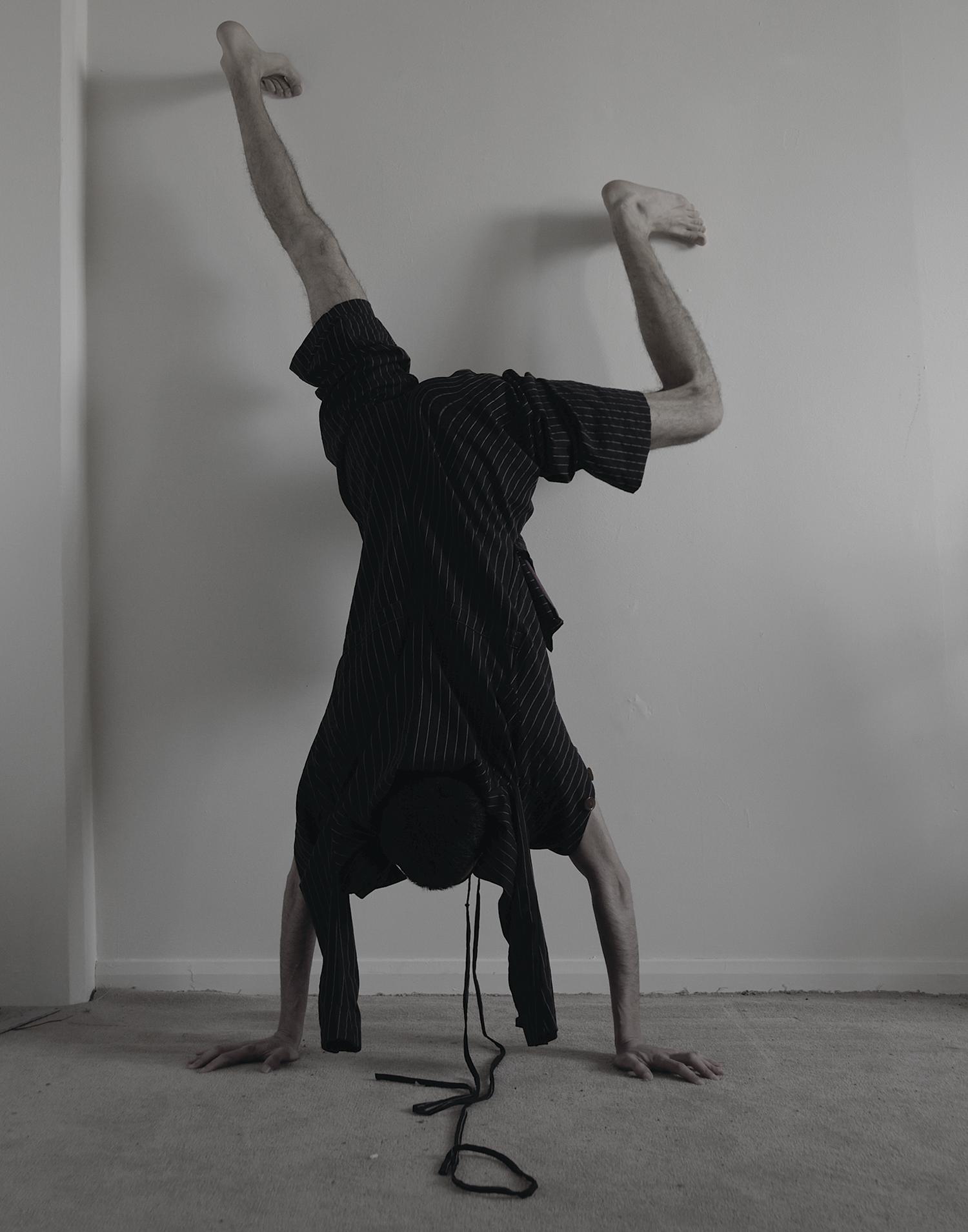 Jumpsuit by Andreas Kronthaler for Vivienne Westwood.