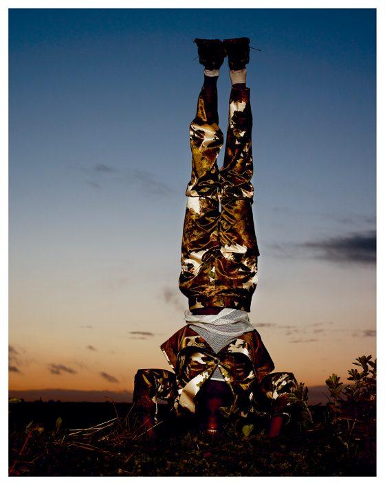 All clothes Saint Laurent by Dries Van Noten